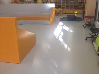 epoxi decorativo colegio